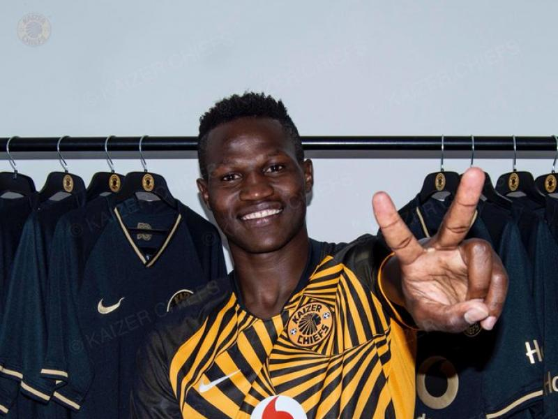 Kaizer Chiefs pushing for Anthony Akumu's debut this weekend
