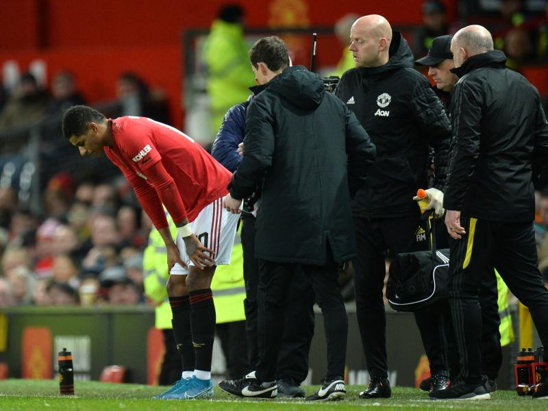 Solskjaer provides injury update on Marcus Rashford ahead of Liverpool clash