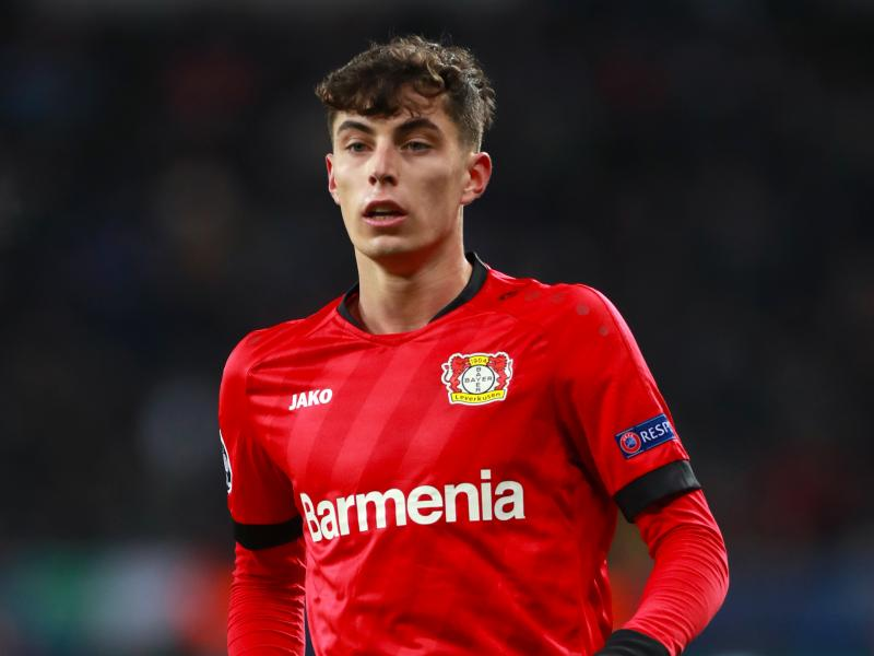 Kai Harvetz will only be sold if all our conditions are met, Leverkusen director says