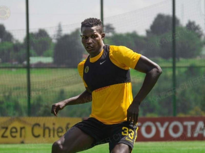 🇰🇪➡️🇿🇲➡️🇿🇦 Akumu's first chat as a Chiefs footballer: Some of my colleagues failed here but I'm different