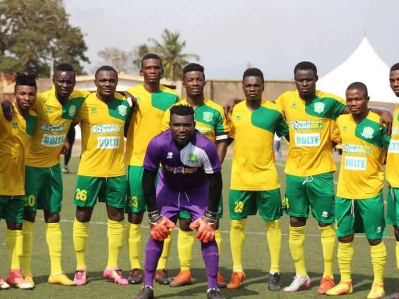 Ebusua Dwwarfs head coach Robert Raymond Assibou resigns