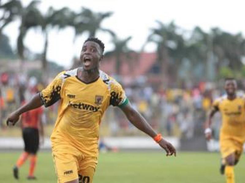 AshantiGold's Shafiu Mumuni agrees to personal terms with Algerian club ES Setif