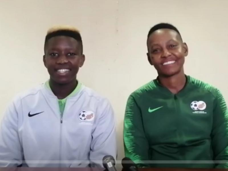 🇿🇲 🇿🇦 U20 Women's WCQ's: Basetsena boss confident ahead of Zambia showdown