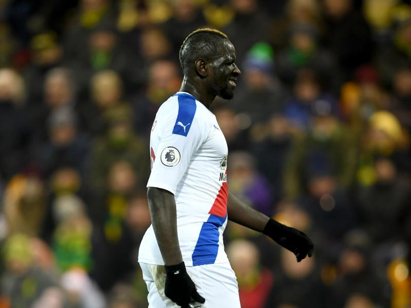 Crystal Palace star Sakho's house burgled in London