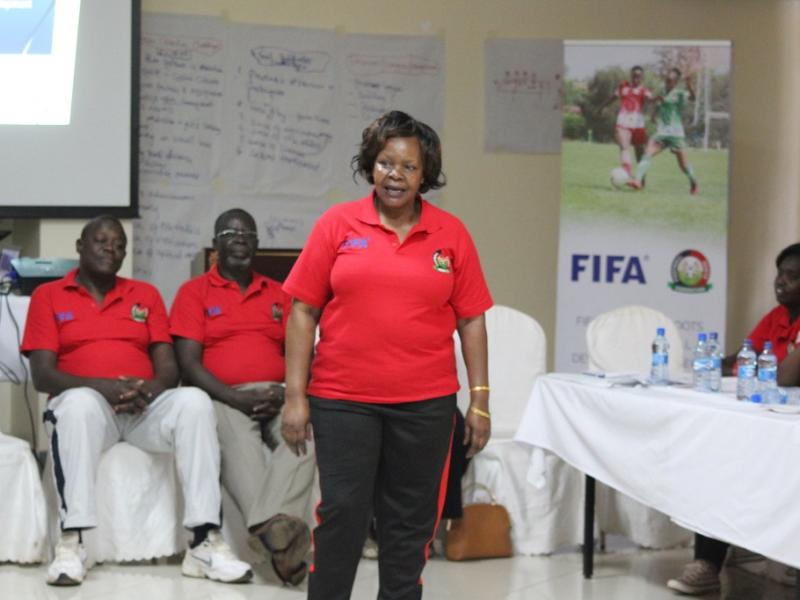 CECAFA: FKF Vice President Doris Petra to lead Committee