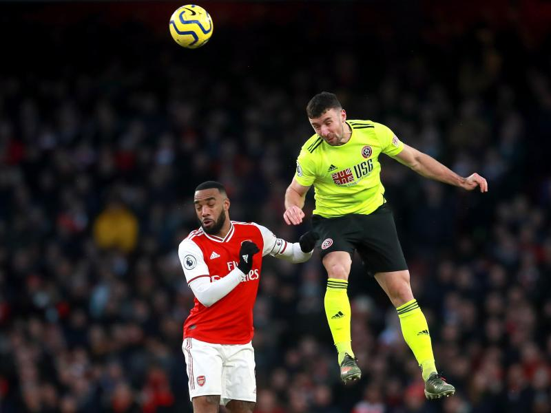 Alexandre Lacazette slams 'naive' Arsenal teammates after draw against Sheffield United