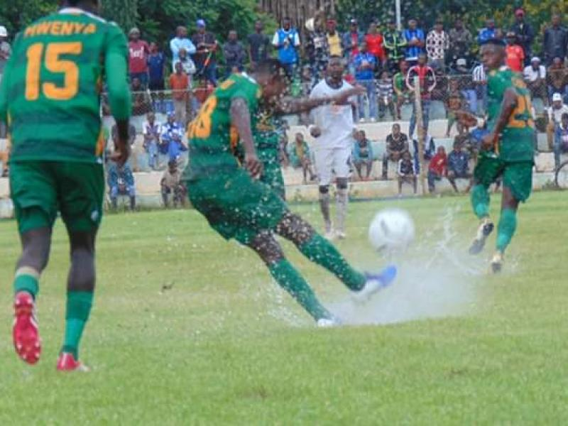 🇿🇲 Eagles open a one point lead as Kaseba braces Napsa to second place