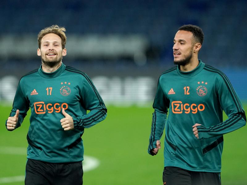 Daley Blind back in training after heart diagnosis