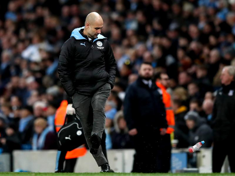 Manchester City face transfer difficulties, says Guardiola