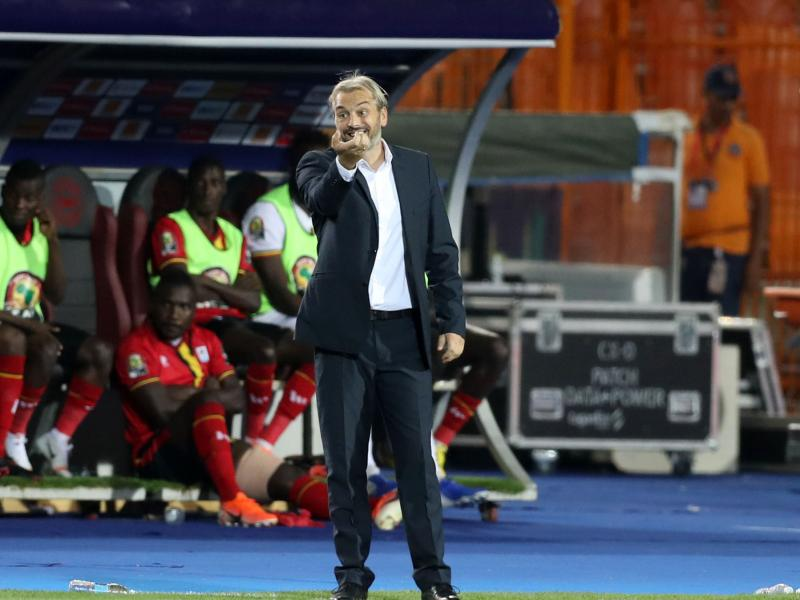 OFFICIAL: Wydad Casablanca appoints Sebastien Desabre as the new head coach