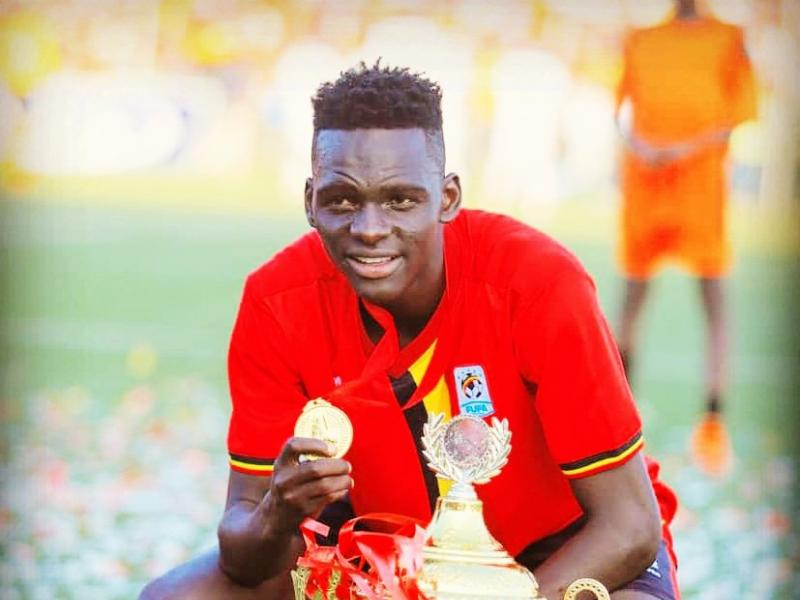Ugandan defender Kizza move to Moroccan club stalls