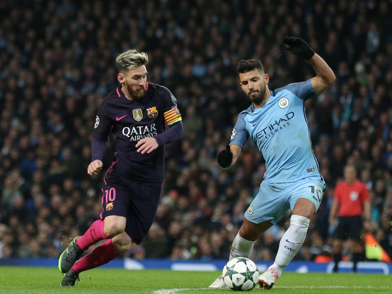Lionel Messi advises new Barcelona manager to sign Sergio Aguero