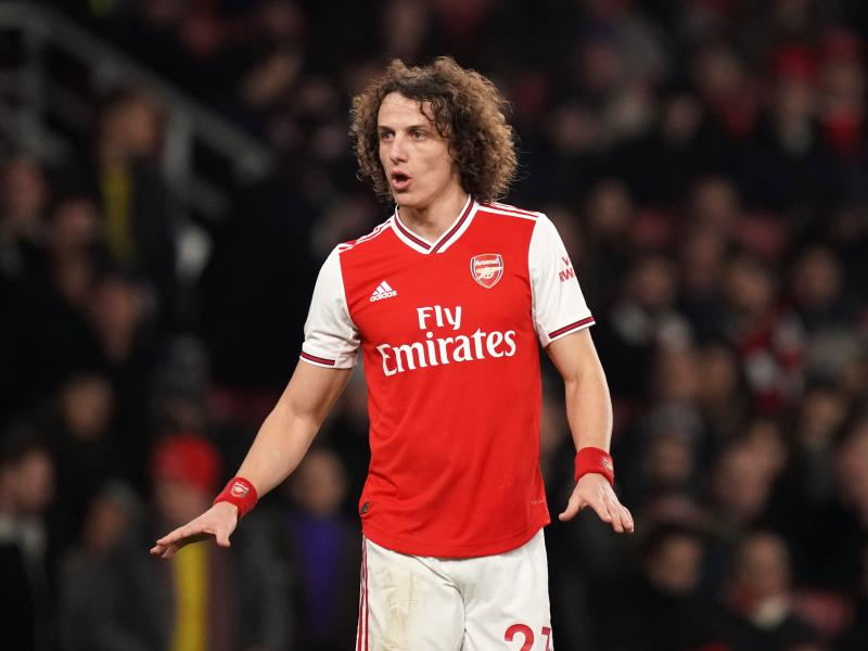 David Luiz reveals where he wants to move to when he leaves Arsenal