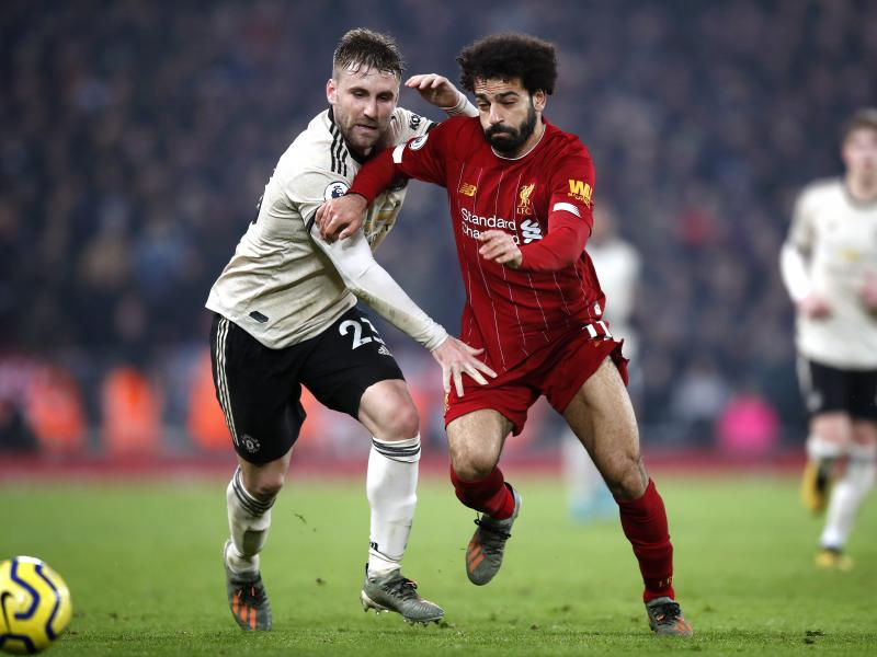 Luke Shaw issues message to Chelsea over Premier League top-four race