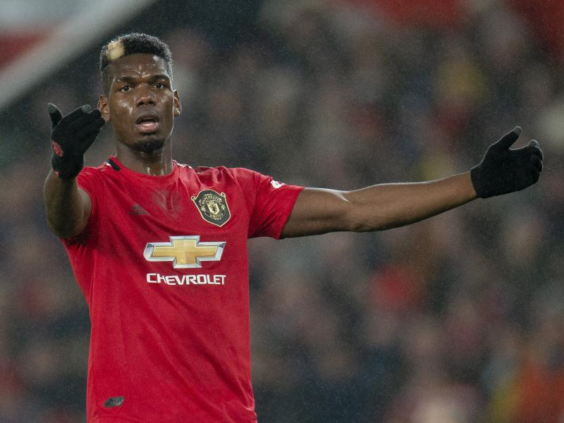 Raiola: Man United haven't matched Pogba's ambition