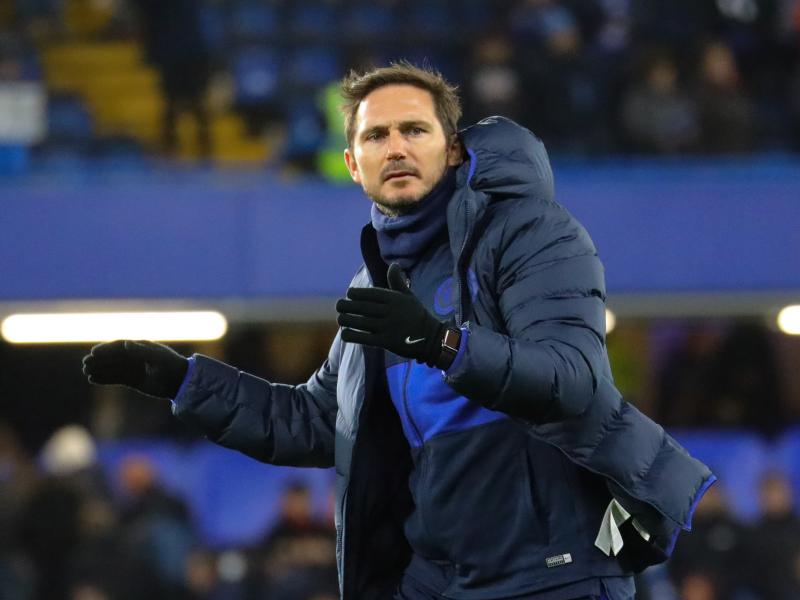 Frank Lampard sends message to Chelsea board over January transfers