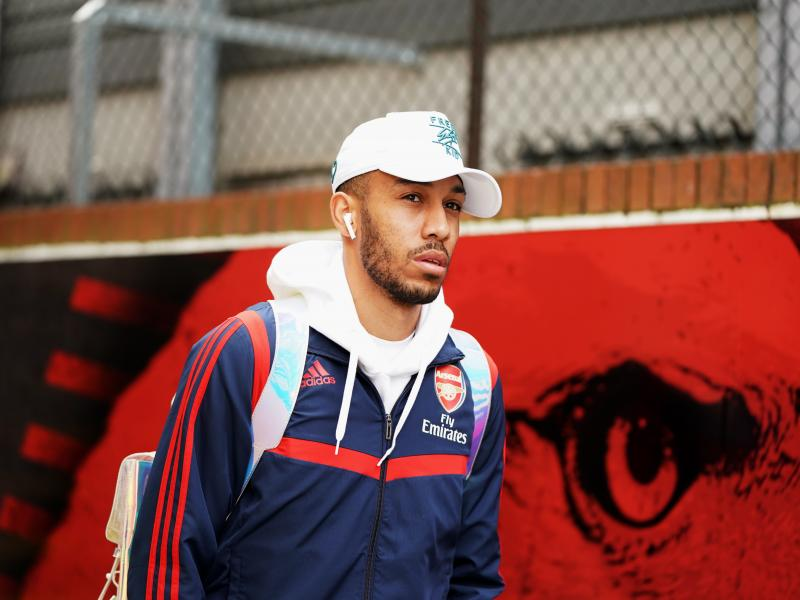 Barcelona line up January move for Arsenal striker Pierre-Emerick Aubameyang