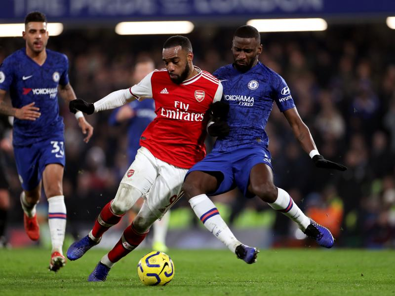 🔵🔴 Chelsea 2-2 Arsenal: 10-man Gunners walk away with a point in the London Derby