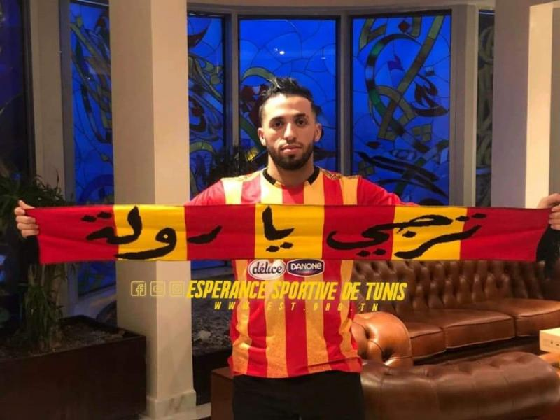 🇩🇿 🇹🇳 Algerian winger Meziane joins top Tunisian side