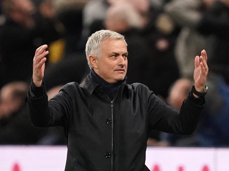 Tottenham hit with Champions League fine, Mourinho warned
