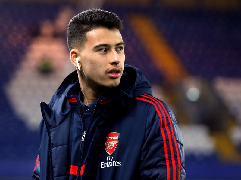 Mikel Arteta reveals how Gabriel Martinelli 'surprised' him
