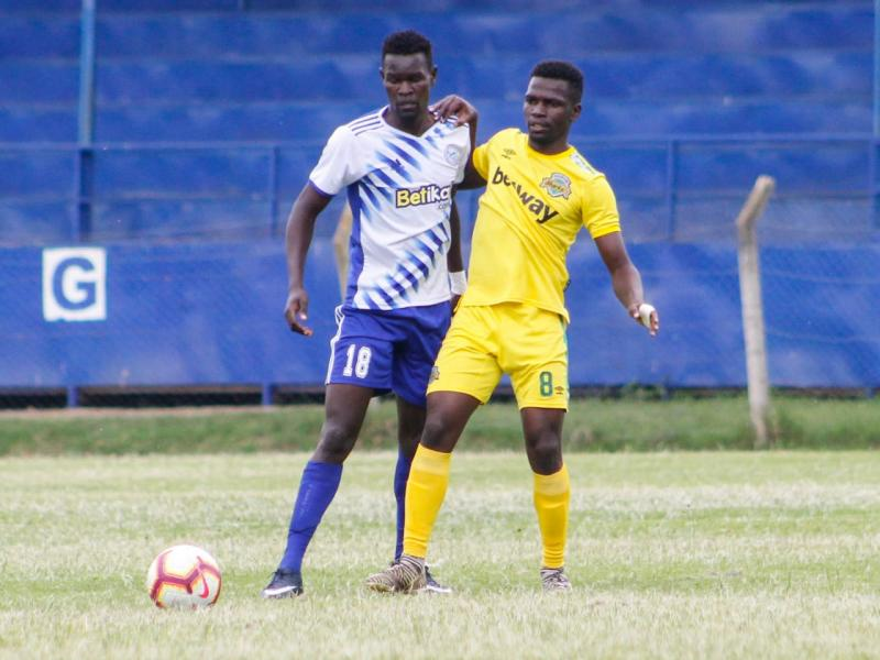 Sofapaka's new signing sends message to teammates ahead of Chemelil clash