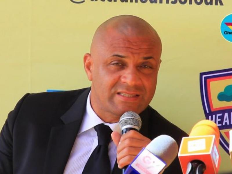 Ghana's Hearts of Oak former coach Kim sacked for banning juju from the club