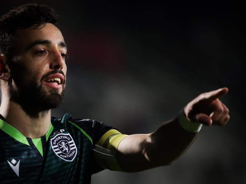 📰 The latest on Bruno Fernandes to Man United