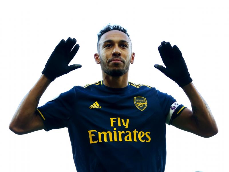 Arsenal fans pick new captain amid talks of Aubameyang to Barcelona