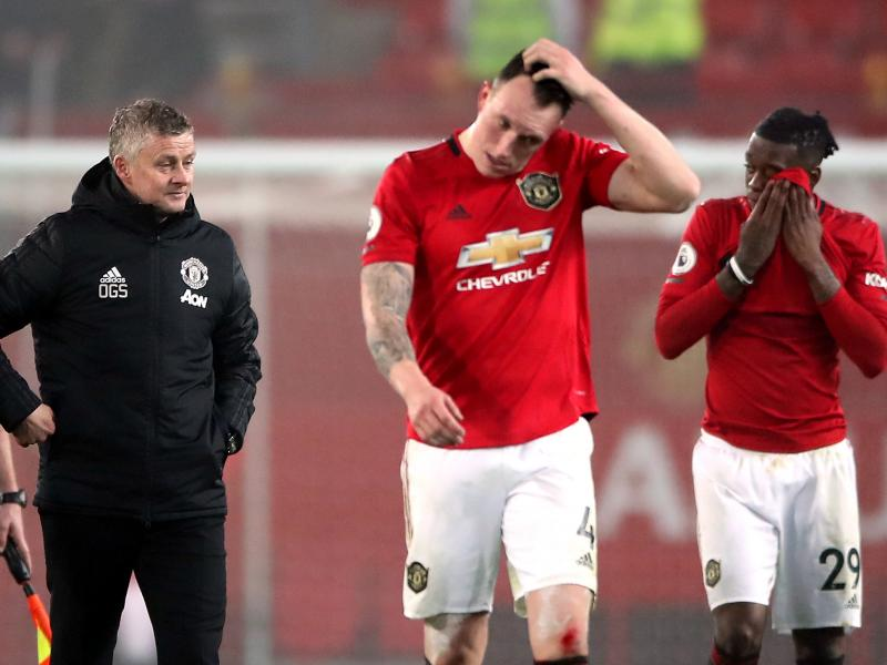 Ole Gunnar Solskjaer hits back at 'vanity' claims after Fred questioned mentality of the squad