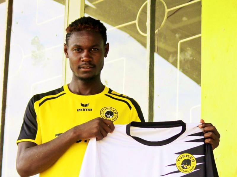 Tusker FC land their fourth January signing