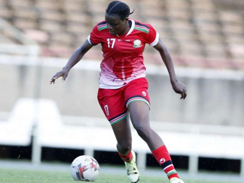 Harambee Starlets midfielder seals move to Portuguese side Atletico Ouriense
