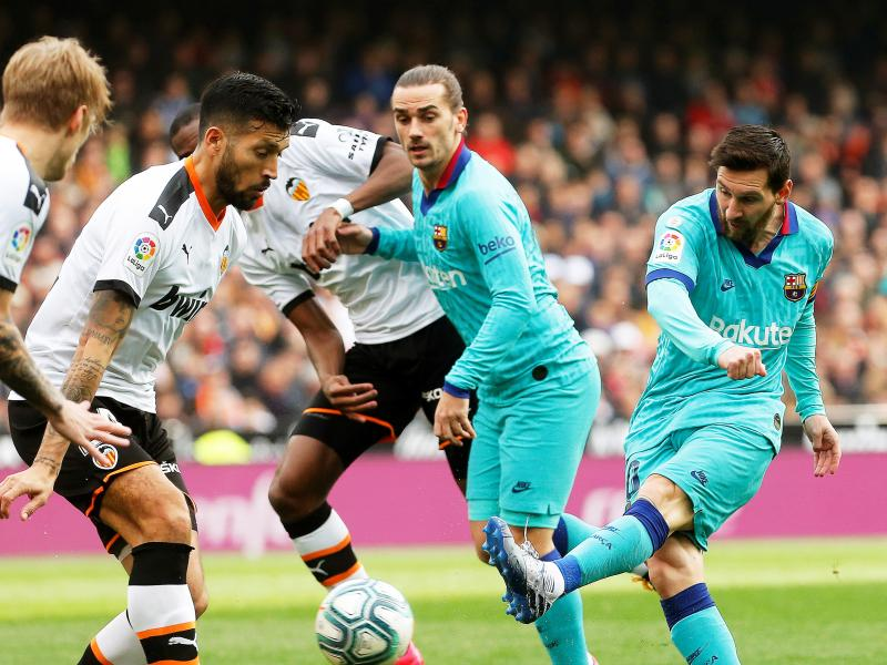 Valencia 2-0 Barcelona: Setien suffers first loss as Barca boss in the hands of Magnificent Valencia