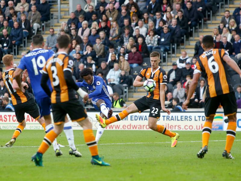 FA Cup: Hull City vs Chelsea confirmed starting lineups