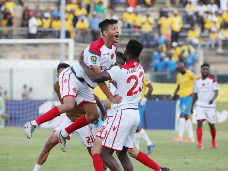Three teams seal qualification to the CAF Champions League quarter finals