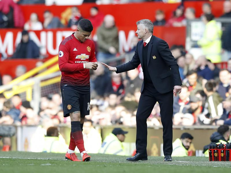 Solskajer provides update on Marcos Rojo's situation at the club