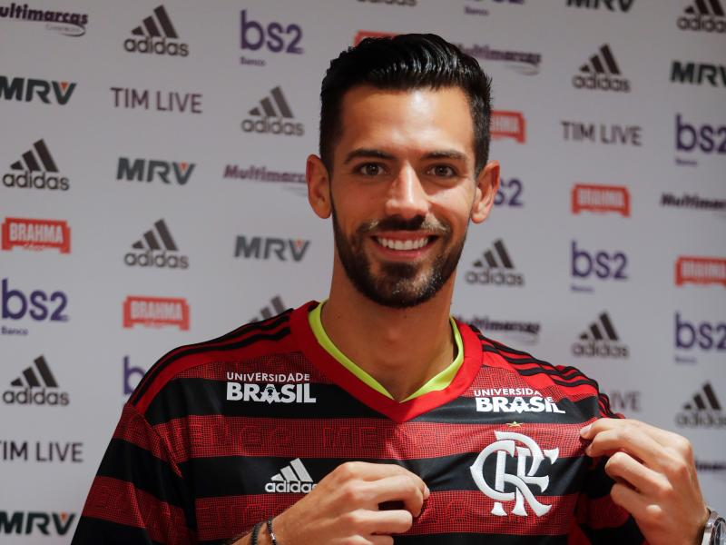 Reports: Arsenal's deal to sign Flamengo's Pablo Marí in jeopardy