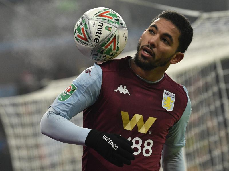 Carabao Cup: Douglas Luiz says Villa are ready to put on a fight against Leicester City
