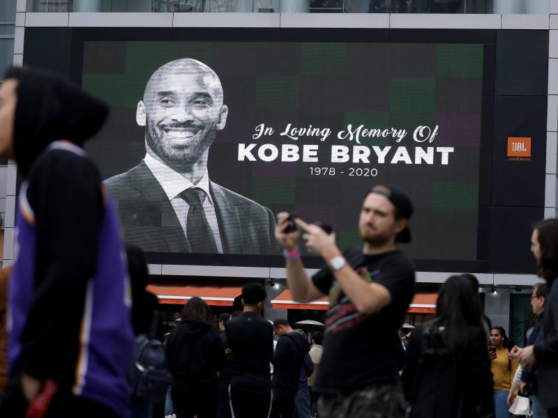 Messi, Ronaldo lead football family in mourning Kobe Bryant