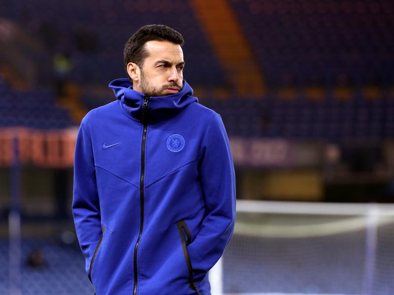 Pedro set for Chelsea exit