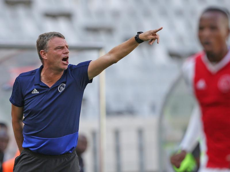 🔴⤴️ Ajax Cape Town coach hands in shock resignation
