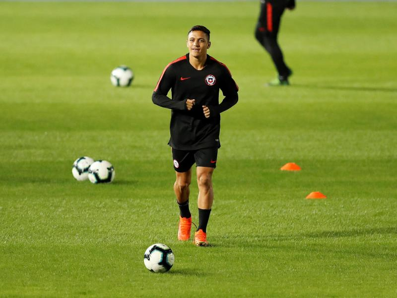 Alexis Sanchez set for Manchester United return