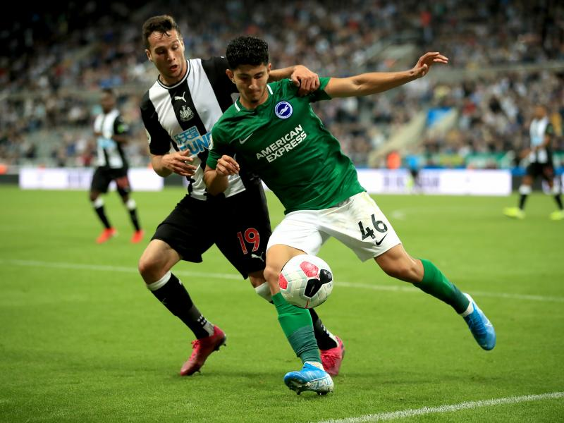 🇬🇧🇨🇴🕊️ Brighton & Hove midfielder Steven Alzate speaks on his form after back injury