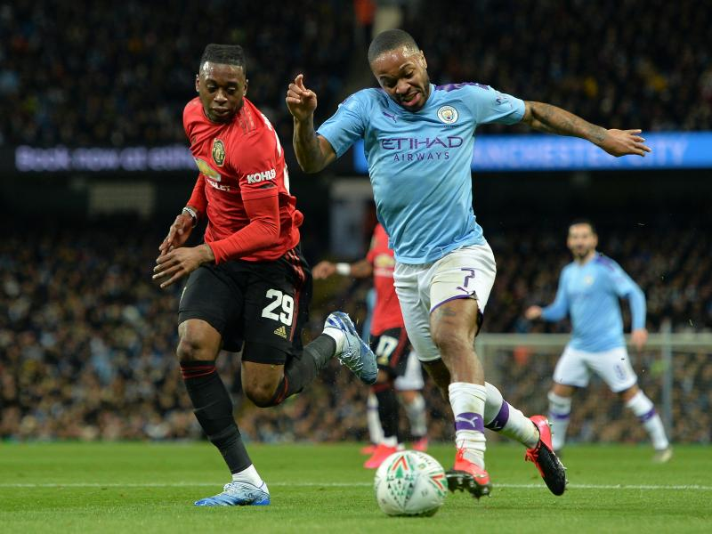 Manchester City 0-1 Manchester United: Red Devils win in vain as Citizens cruise to finals