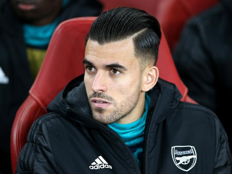 Arsenal midfielder Dani Ceballos open to Real Betis move