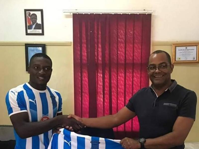 🇿🇲 Kabwe Warriors announce their fifth signing of the season