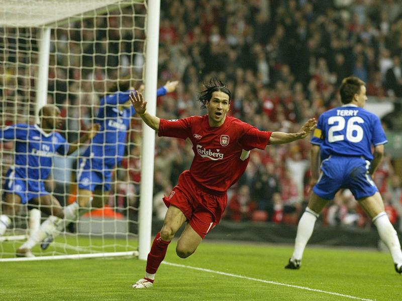 """👻 Throwback: The """"Ghost Goal"""" that ended Chelsea's dramatic 2005 Champions League run"""