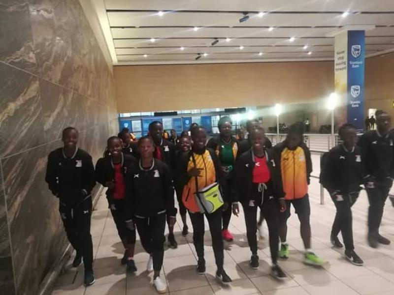 🇿🇲 🇿🇦 U20 Women's WCQ's: Zambia arrive in South Africa ready to overturn the first-leg loss