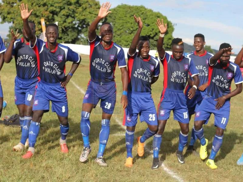 🇺🇬 🏆 Uganda Cup: SC Villa joins the big boys in last 16