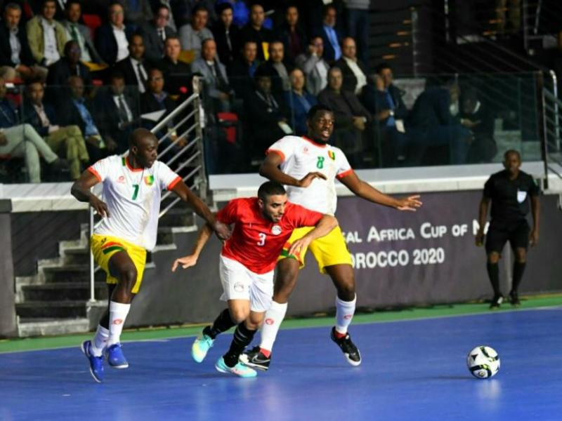 Futsal AFCON: Egypt in easy win, Angola down Mozambique in a thriller